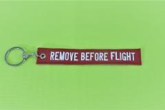 CHAVEIRO-ARGOLA-REMOVE-BEFORE-FLIGHT-